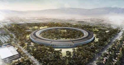 Apple's New Campus Will Have Nearly One Tree For Every Employee