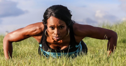 LaWanda Dickerson Of 'U3FIT' Helps Bayview Residents Shape Up
