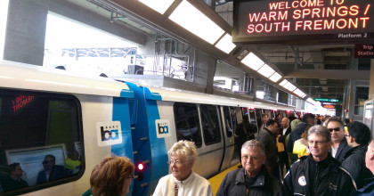 BART Opens New Warm Springs Station — and a New Era for South Bay Commuters