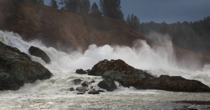 Six Weeks After Crisis, Oroville Evacuation Orders Finally Lifted
