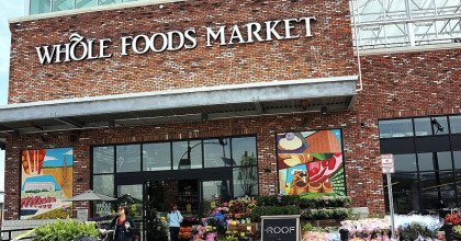 Whole Foods faced with possible takeover bid as shares jump