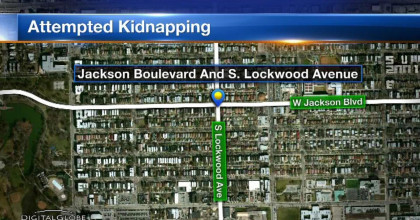 Girl, 8, fights off man in attempted kidnapping in South Austin