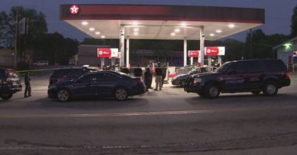 Teen arrested in deadly gas station shooting