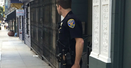 Police Respond To Barricaded Person, Report Of Gun Going Off