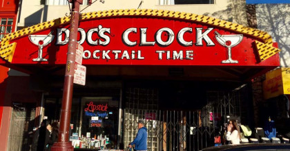Time's Up For Doc's Clock Dive Bar In Final Weeks Before Move
