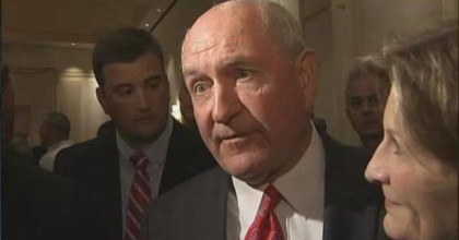 Former Georgia Gov. Sonny Perdue confirmed as agriculture secretary
