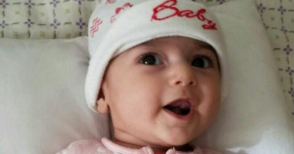 First barred by travel ban, Iranian baby now recovering after surgery in Oregon