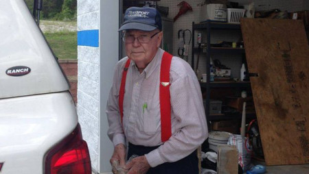 Georgia 86-year-old raises $400,000 through recycling, then gives it away