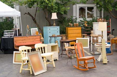 Good finds, good times ahead at Saturday's Whole Town Garage Sale in Abita Springs
