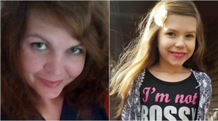 Mother, 8-year-old daughter killed in separate accidents minutes apart