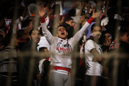 One-year prison sentence upheld against 11 Zamalek Club fans, 6 released after already serving time