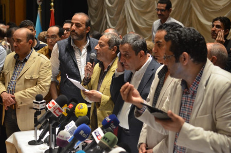 Verdict on appeal by Journalists Syndicate heads adjourned until March 25