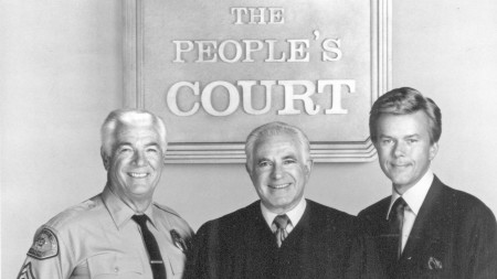 Judge Joseph Wapner, who presided over 'The People's Court,' dies at 97