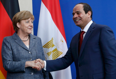 Egypt's Christians Live in Good Conditions, Freely Exercise Rituals: Angela Merkel