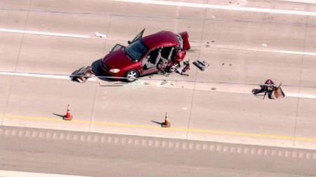 Boy, 3, killed in I-90 crash near Gilberts