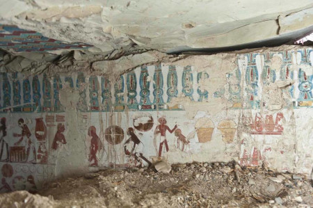 Spanish Archaeologists Discover Unopened 4000-Year-Old Tomb in Aswan