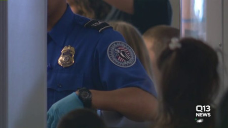 TSA screener pleads guilty to attempted voyeurism for taking upskirt video at Sea-Tac
