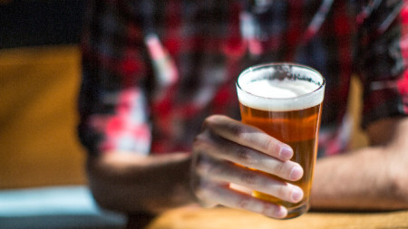 Bar serves alcoholic drinks on coasters made from drunken drivers' crashed cars