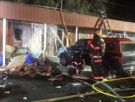 Loveland motel explosion ruled accidental