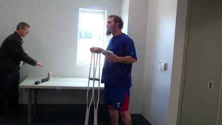 Rangers' Hamilton Might Need Another Knee Surgery