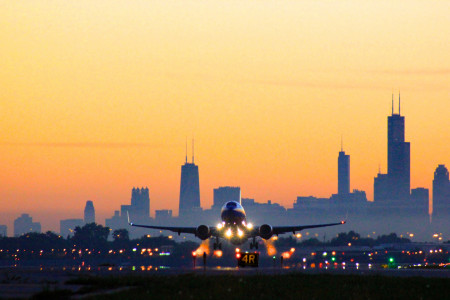 Chicago Airports Saw Fewer Delays in 2016
