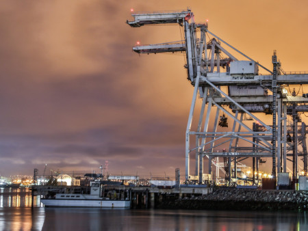 Suit On Oakland Coal Handling, Storage Ban Set For January 2018 Trial