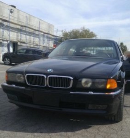 BMW Tupac Shakur was killed in up for sale