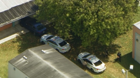 Suspects in Custody After Chase, Crash Near SW Dade School
