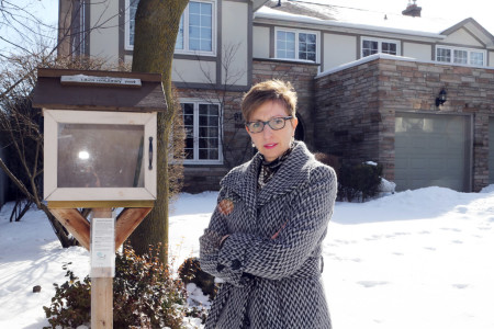 Thieves target Little Free Libraries on residential streets in North York