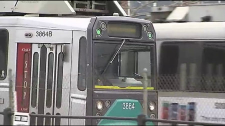 Report: MBTA Had Most Train Derailments Last Year