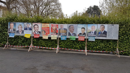 The French presidential election: Why is the choice so difficult?