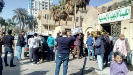 More than 300 Coptic Christians Flee Egypt's North Sinai