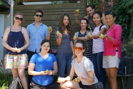 Urban farming takes root in Toronto backyards