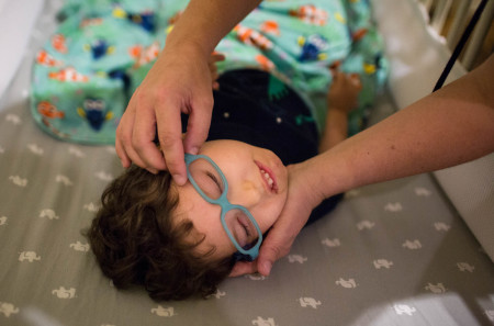 For Gideon, Infection With a Common Virus Caused Rare Birth Defects