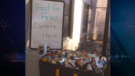 CU Boulder students can donate food to pay parking fines