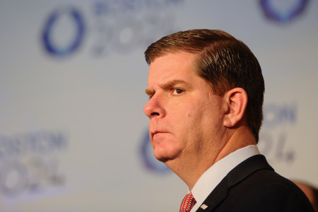 1-on-1 With Marty Walsh: Mayor Talks 2017 Election, Trump