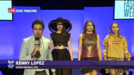 Top designers show off their 'on fleek' fashions for New Orleans Fashion Week