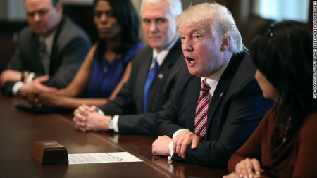 Trump wants House vote Friday on health care bill, GOP negotiations over