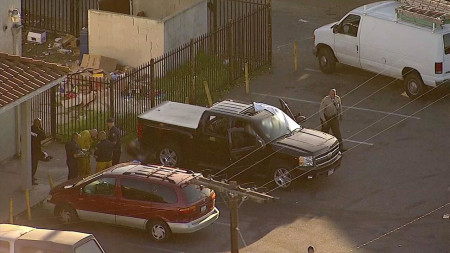 At least 2 dead in South LA triple shooting