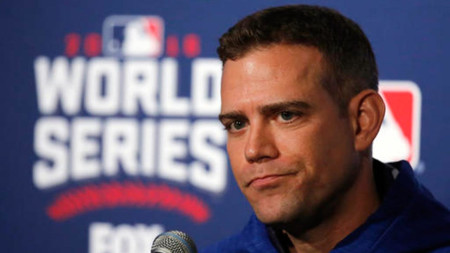 """Theo Epstein tops """"World's Greatest Leaders"""" list by Fortune"""