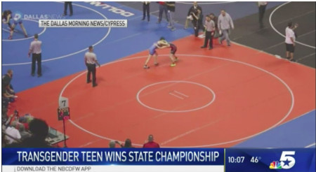 Transgender Boy Wins Girls State Wrestling Championship