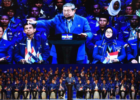 Plots and wiretaps: Jakarta poll exposes proxy war for presidency