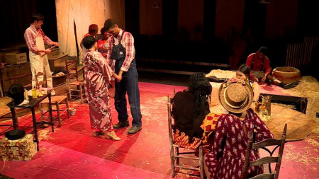 Black owned, operated theatre company works to restore the Black family one story at a time
