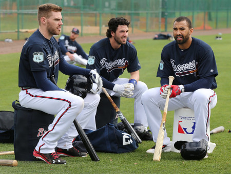How the Braves rank position by position