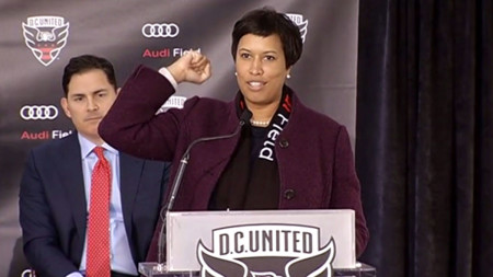Ground Broken for DC United's New Audi Field