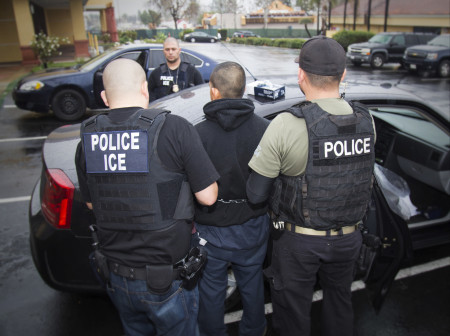 Immigration officials abruptly announce end to controversial contract at Santa Ana Jail