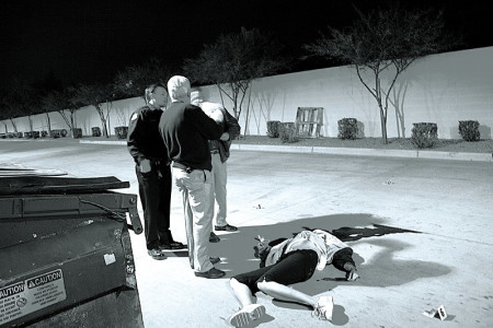 Phoenix Police Link 'Baseline Killer' Mark Goudeau, Now on Death Row, to 1985 Rape