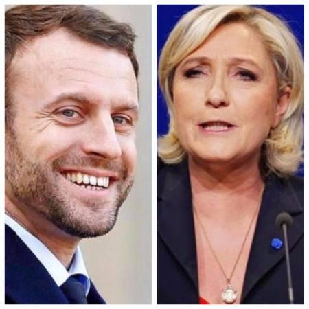 Centrist Macron, Far-Right Le Pen Final Rivals in French Presidential Run-off
