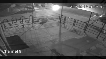 DC police seek suspect shown in video of shooting