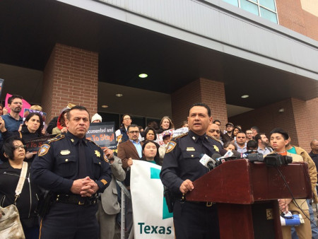 Sheriff Gonzalez Cuts Controversial Immigration Program Helping With Deportations